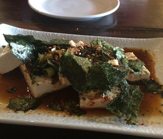 Yang Nyum Tofu