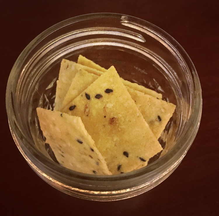These crackers are a wonderful offering for keto-friendly or gluten free gatherings.