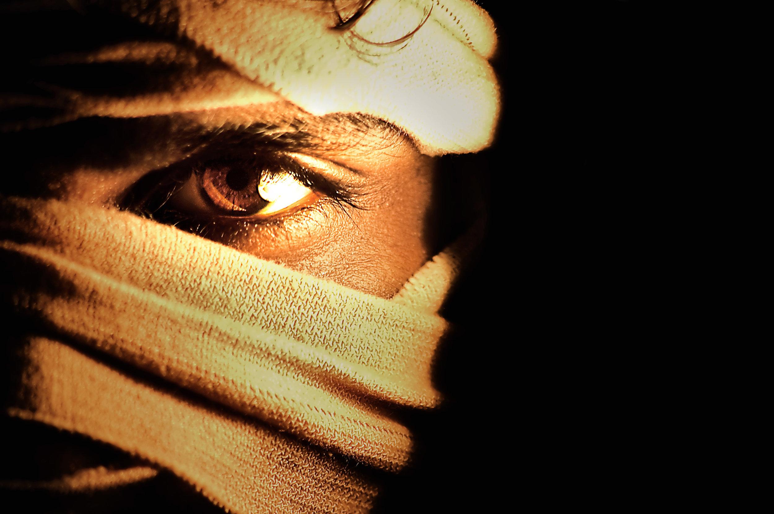 Self Portrait. Nikon D70s. (2007)