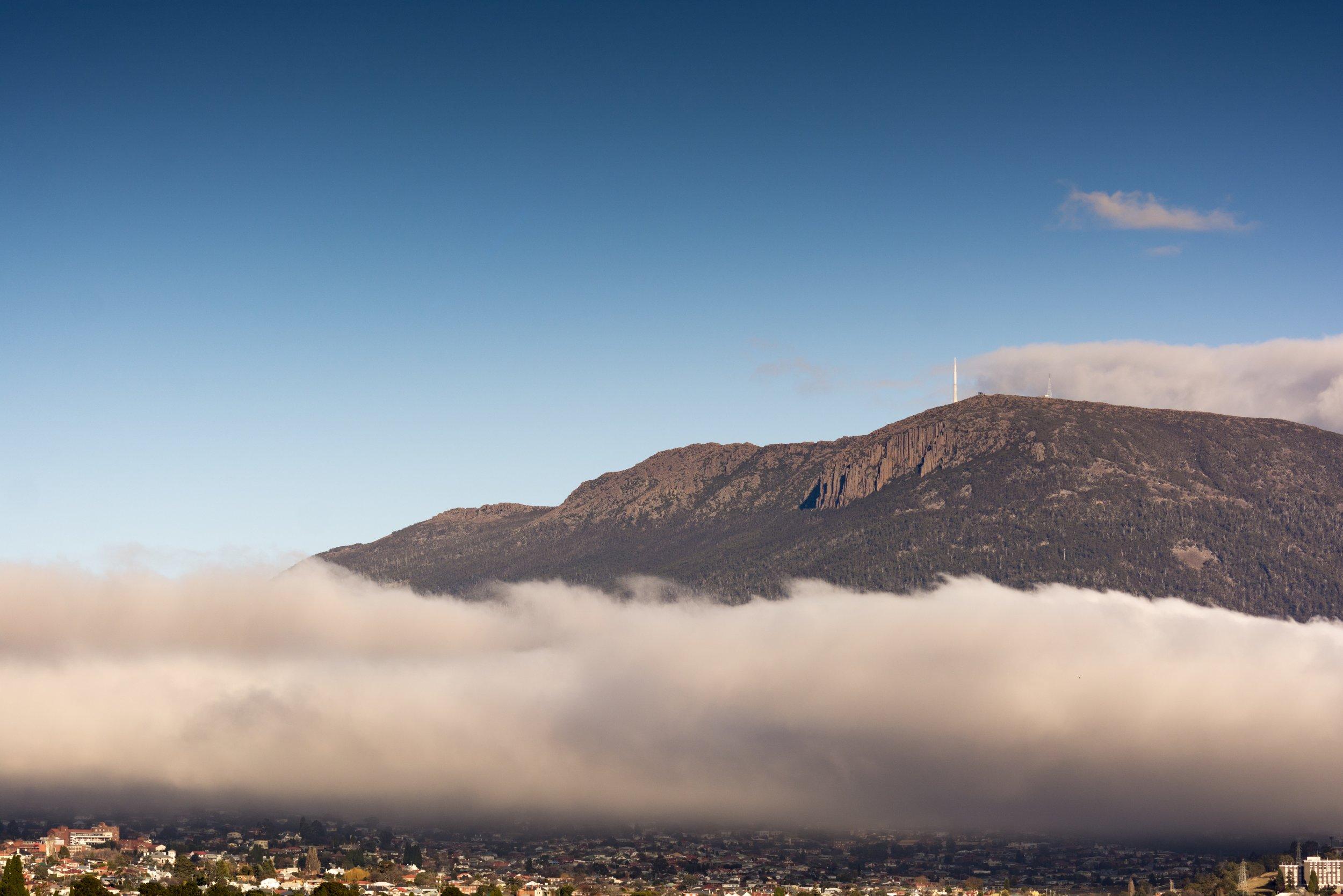Kunanyi / Mt. Wellington   Nikon D7100