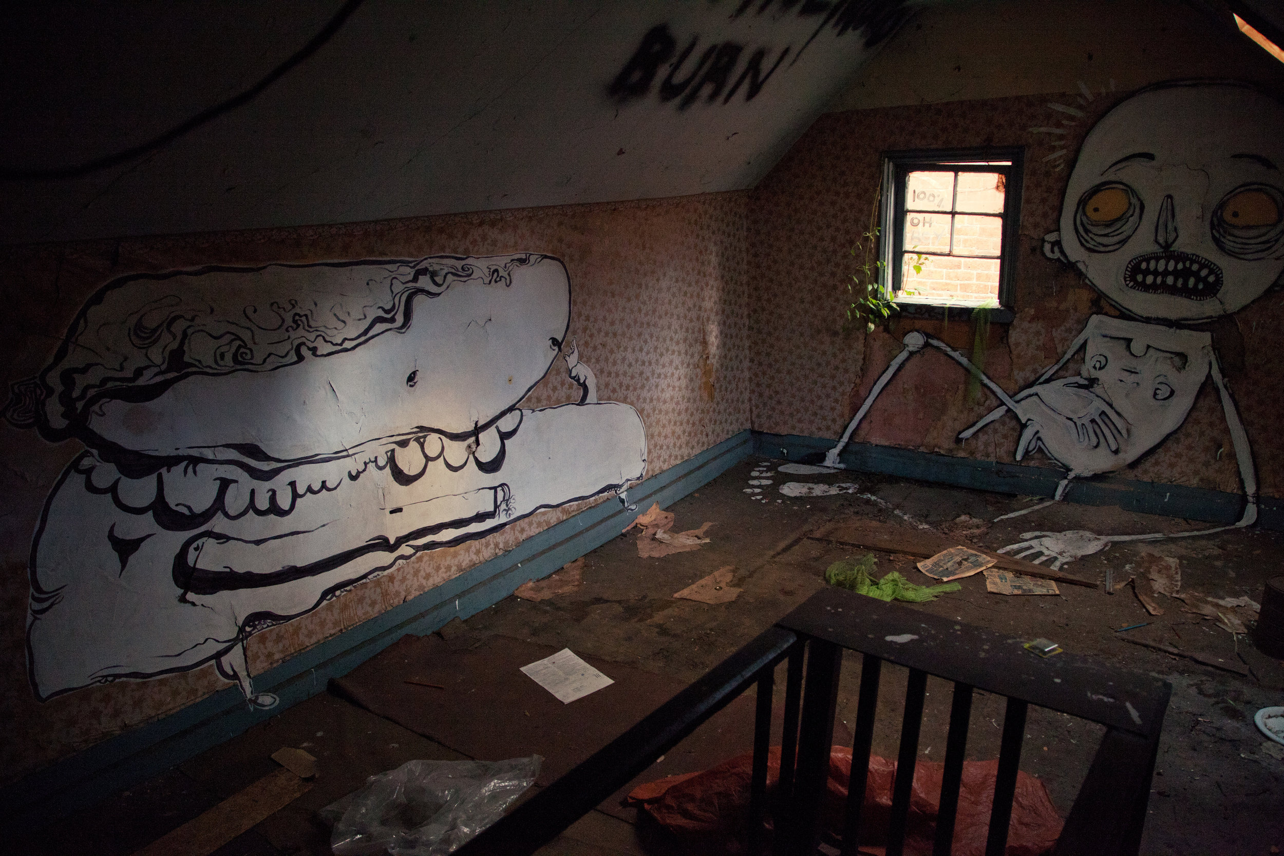 2012-05-27 - Hobart - Goulburn Abandoned House - D3100 - Goulburn 4.jpg