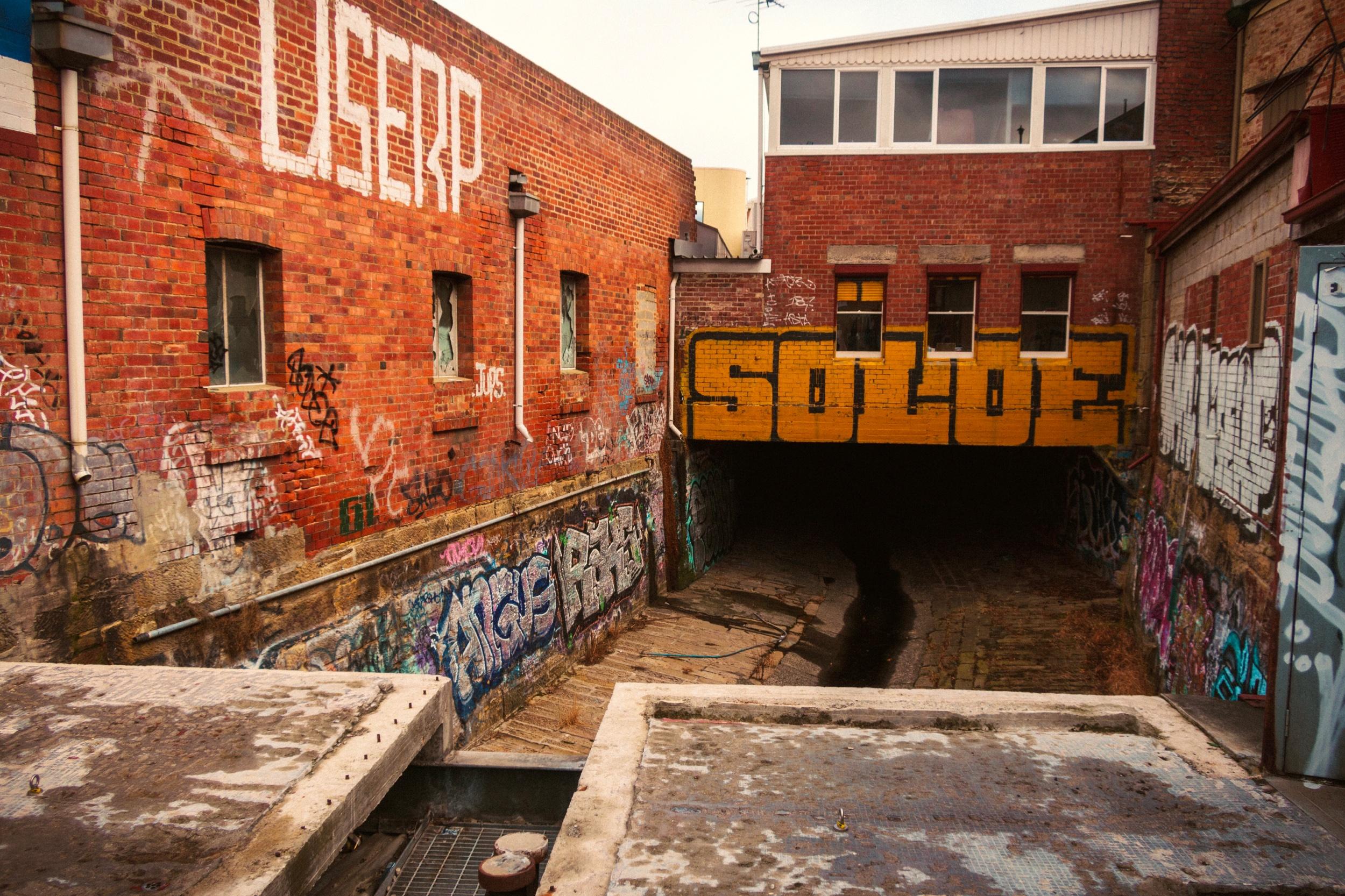 Graff in the rivo | G9X II