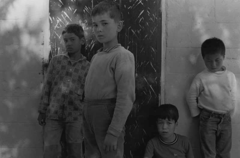 Fig. 2.  Holt's Orphanage  (1965)