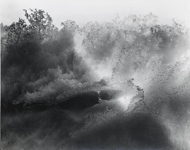 Fig. 4.  Ice in Light and Shadow  (1960)