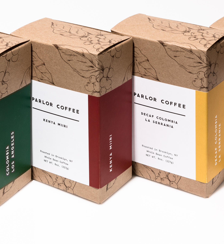 PARLOR COFFEE -