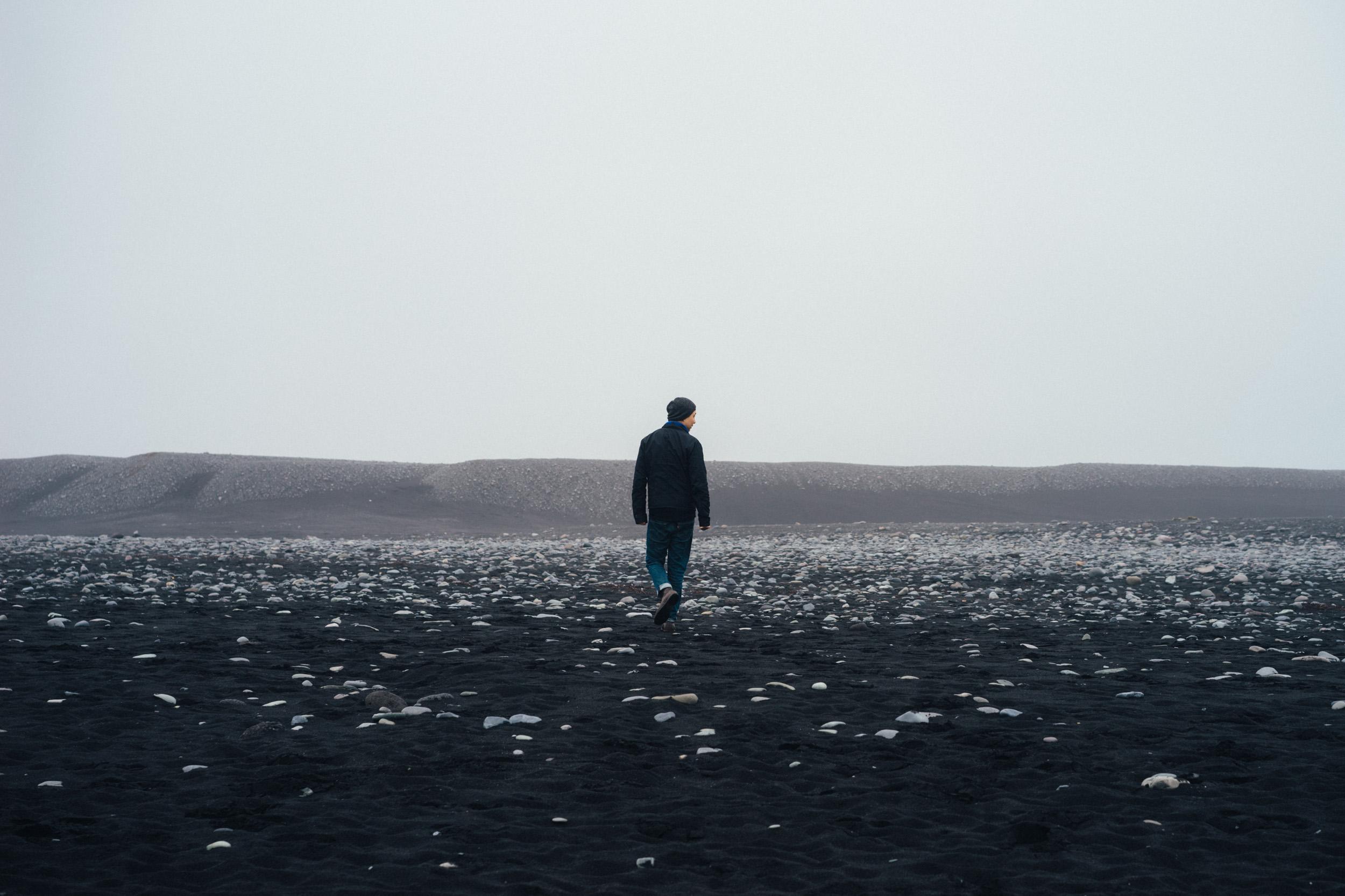 Jökulsárlón Ice Beach