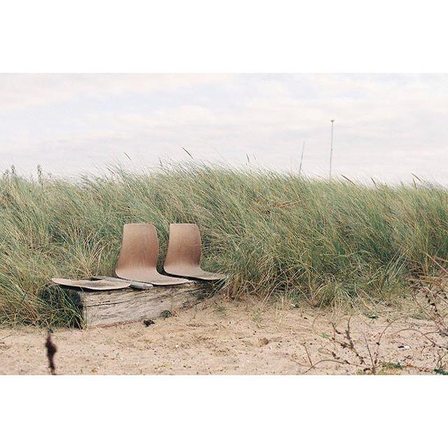 Norfolk 2017. #tranquility #peace #quiet #dream #travel #adventure #filmisnotdead #kodak #35mm #nikon #analogue #landscape #sea #seascape #beach