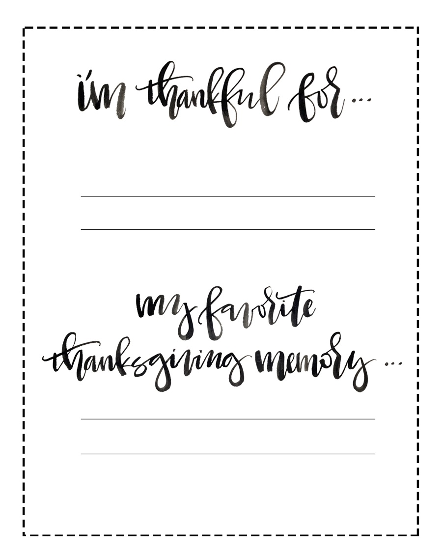 Waiting on Martha // thankful for ...