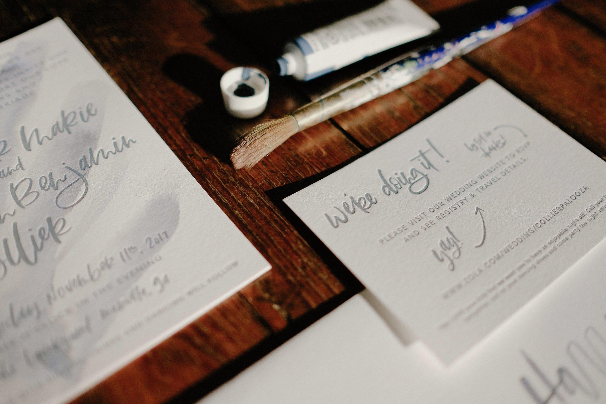 design your own wedding suite -