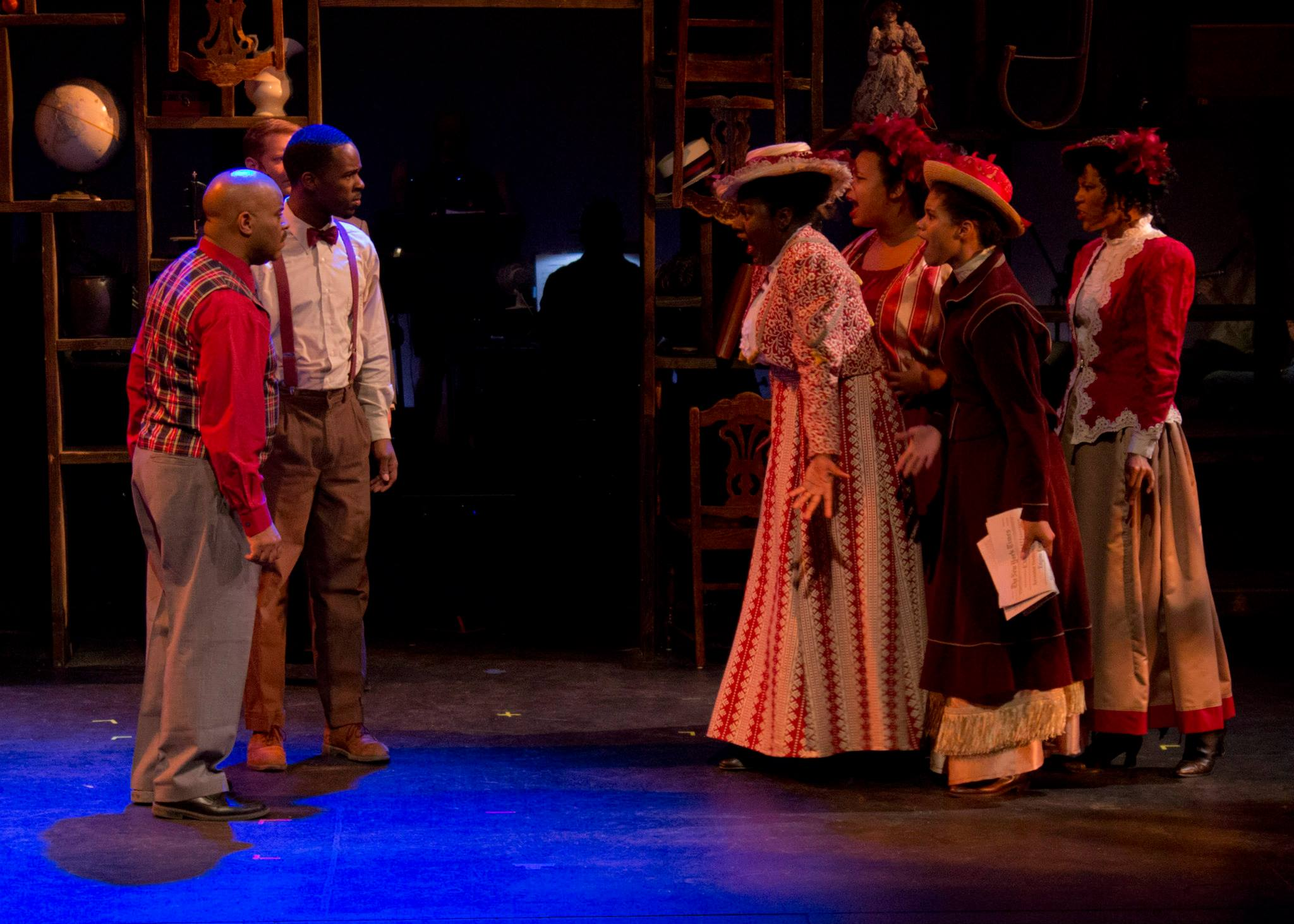RAGTIME @ Theater Works