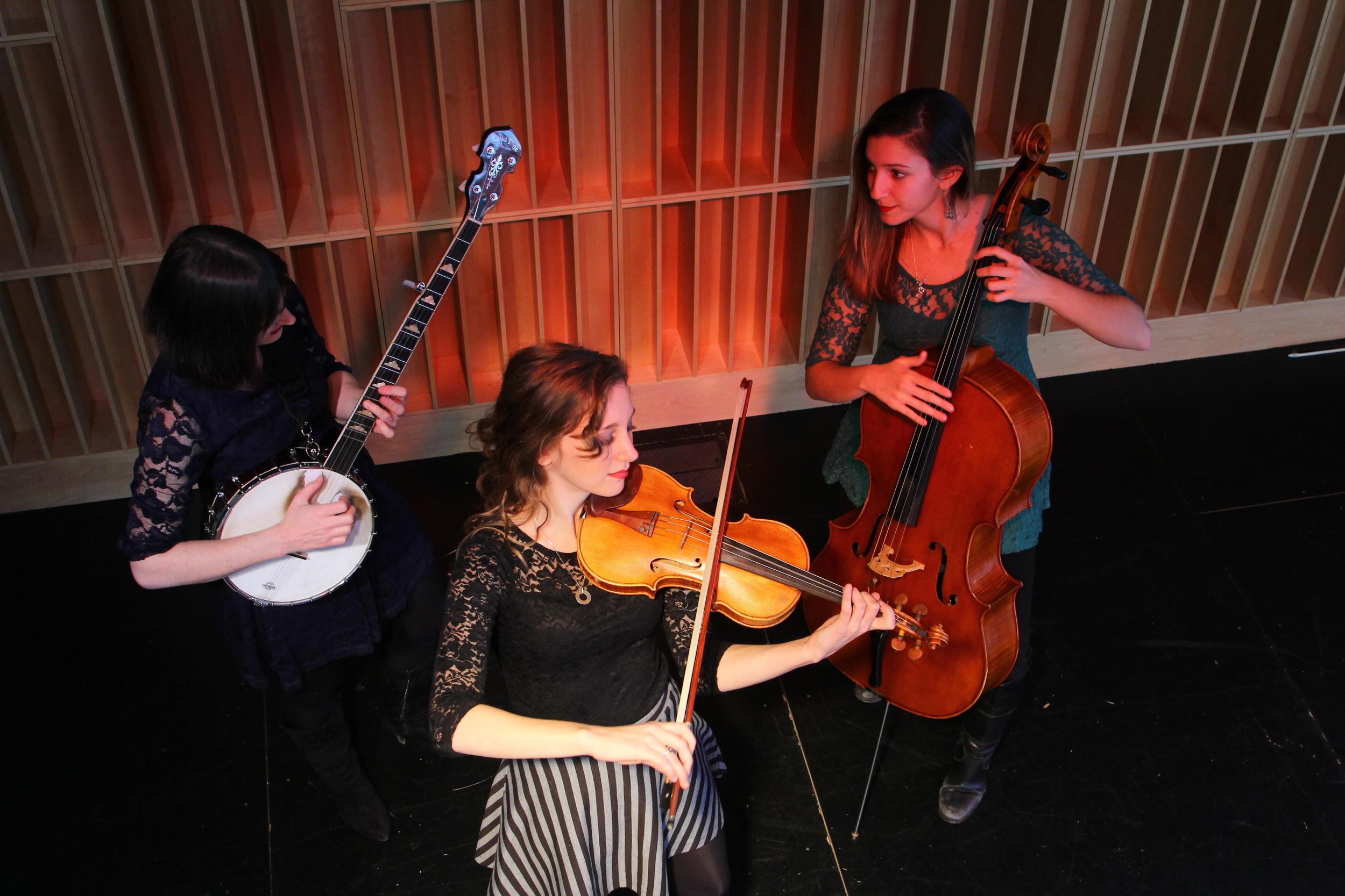 Harpeth Rising Playing