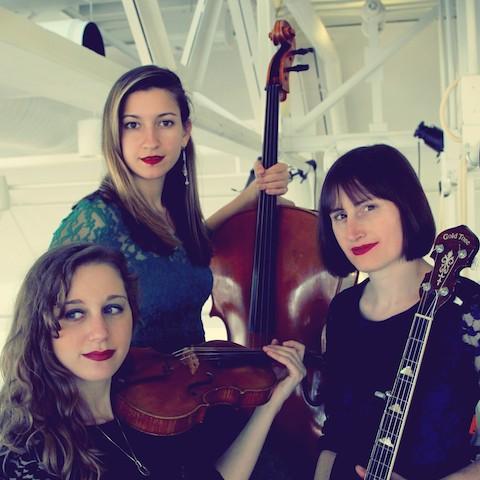 Harpeth Rising Trio
