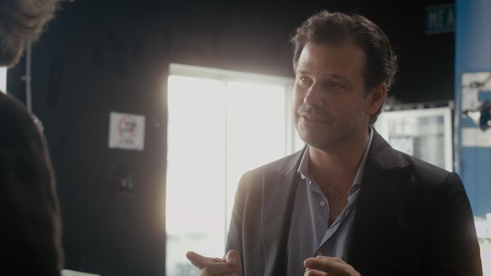STEPHEN GIRASUOLO as Stan Bowman.