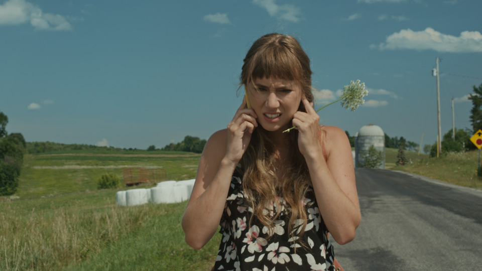 PAMELA FILA as Flossie.