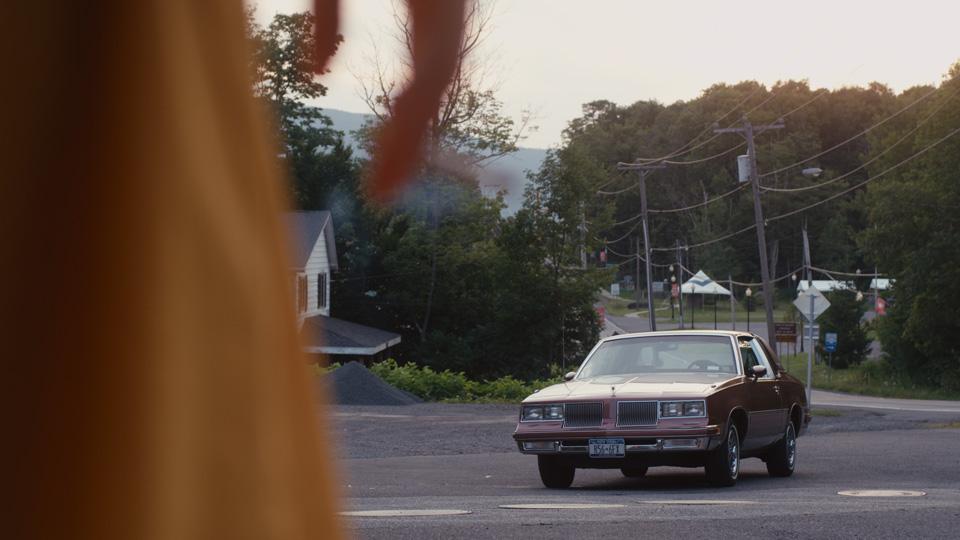 1986 OLDSMOBILE CUTLASS as Willem's car.
