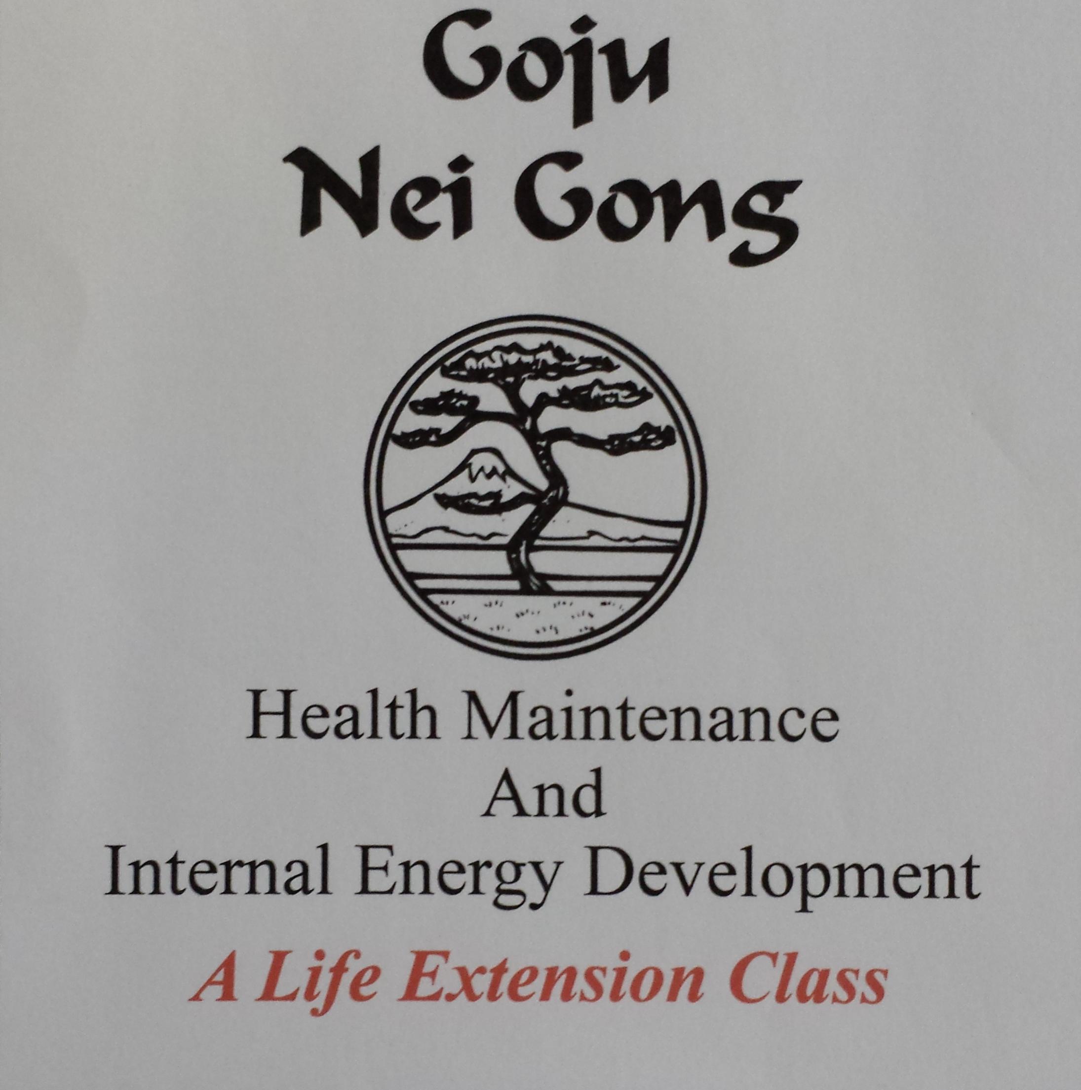 Goju New Gong