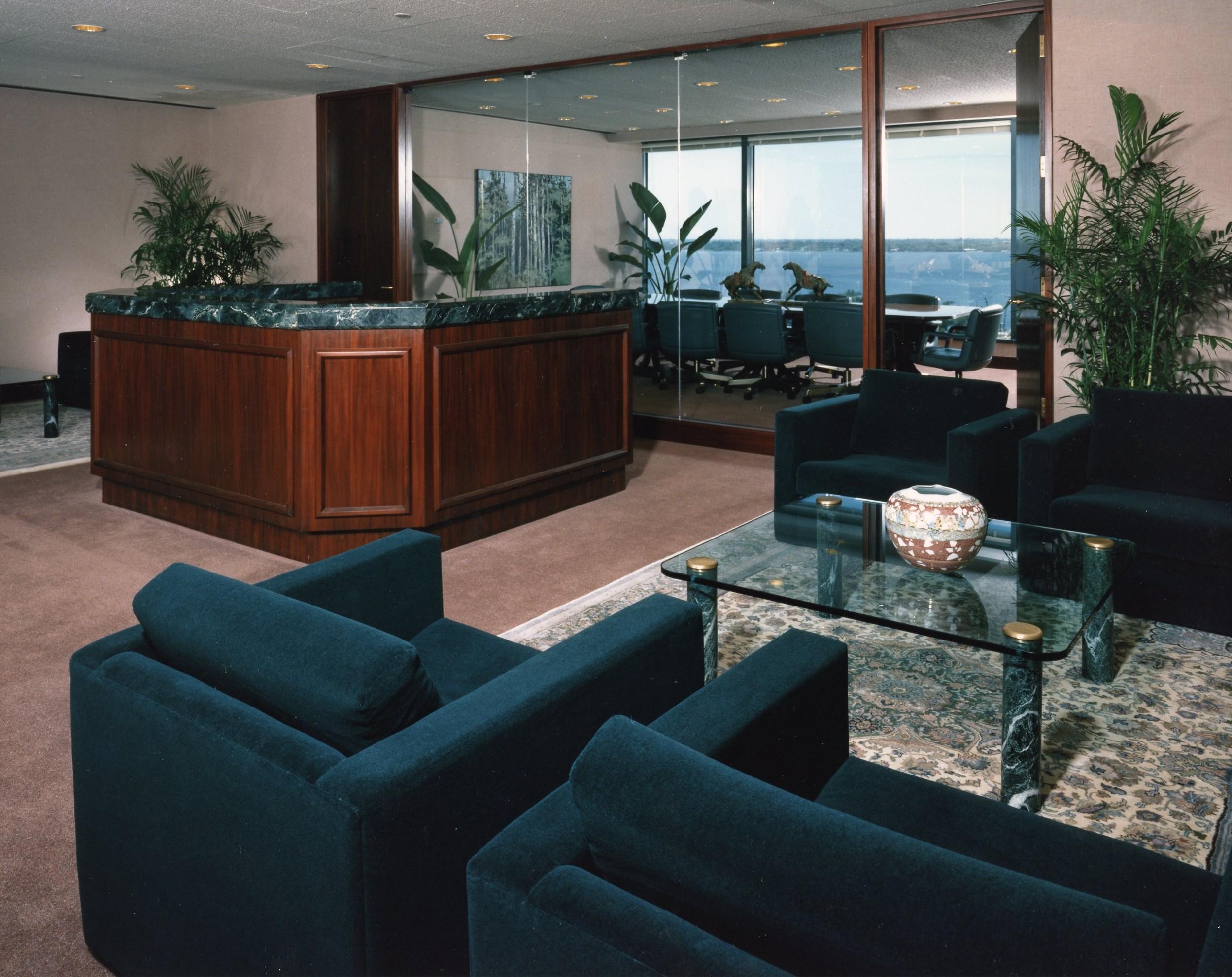 Executive Reception