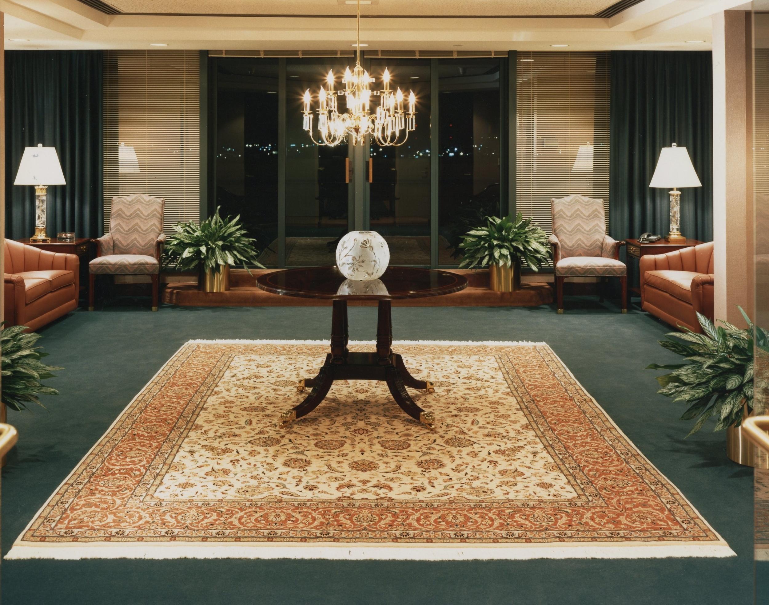 Executive Board Room Reception