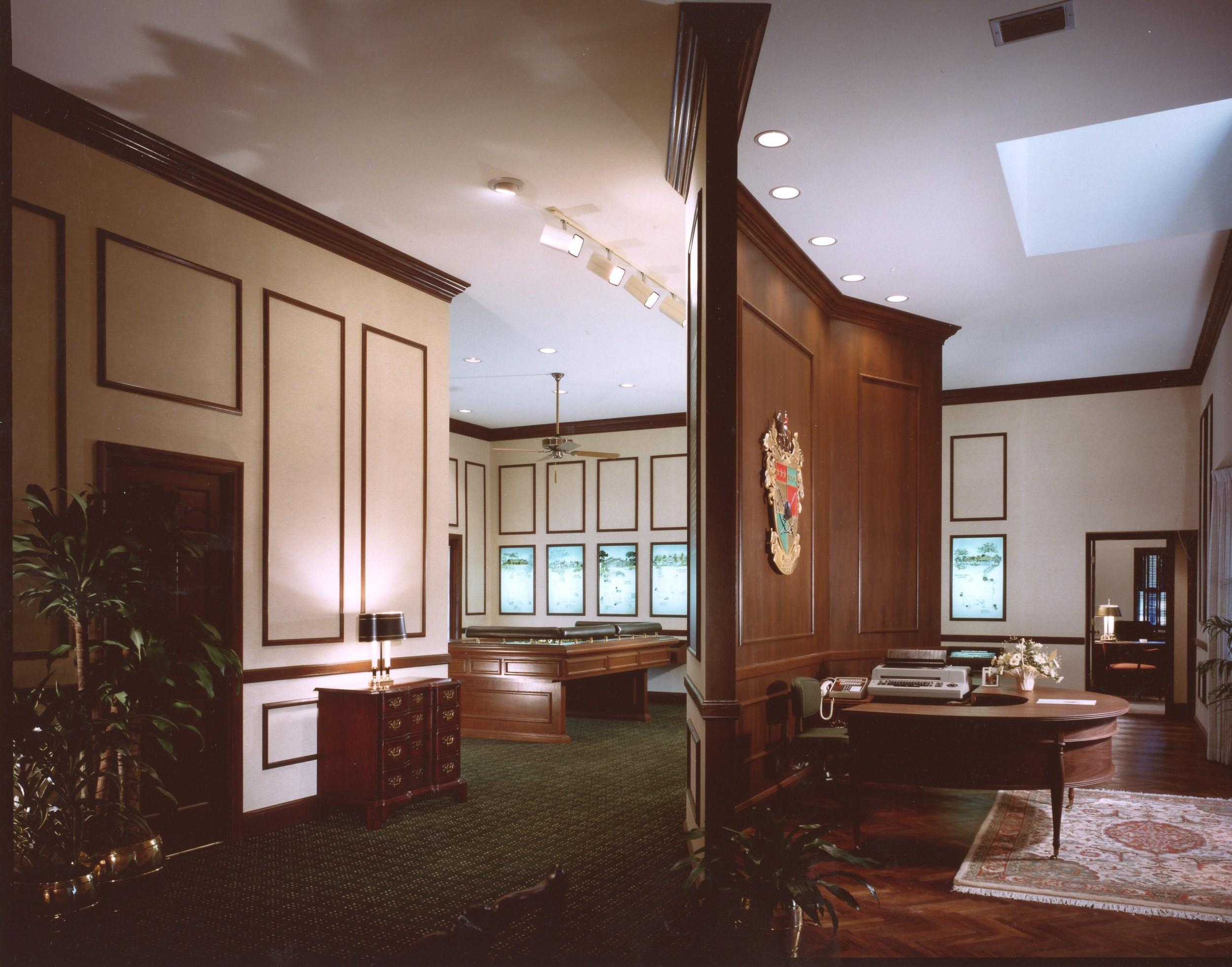 Entry Reception & Display