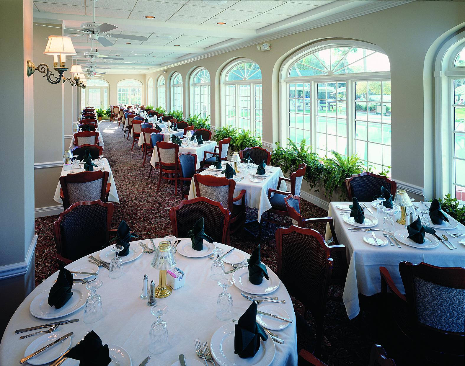 Main Dining Room - Lower Level