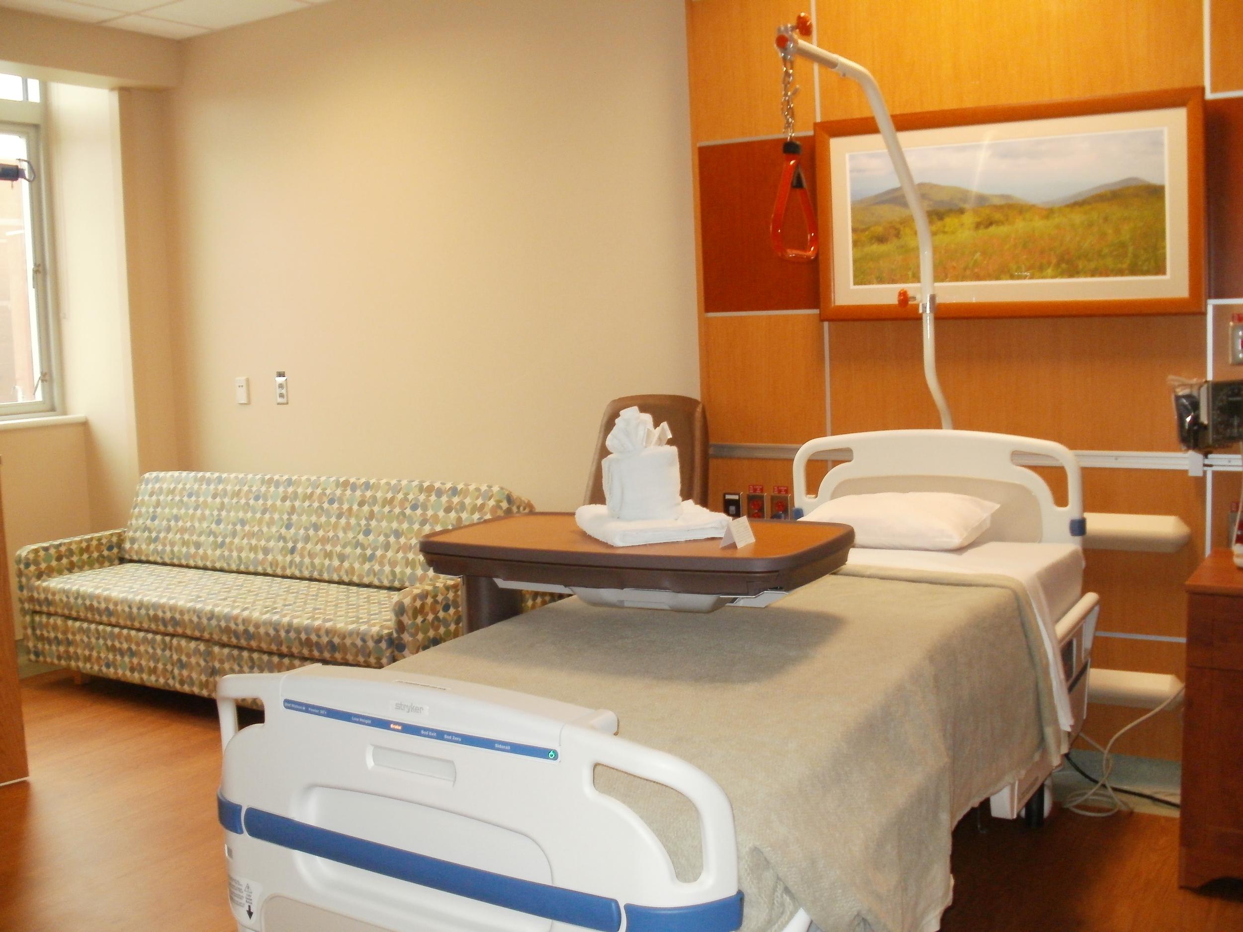 Trauma Patient Room