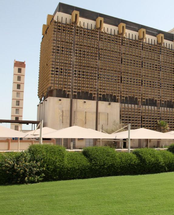 FIREHOUSE    Landscape Architecture  Doha, Qatar