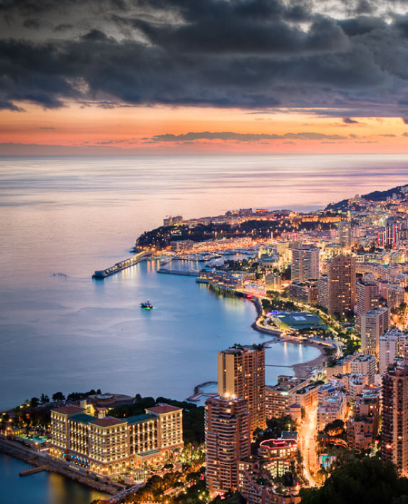 MONACO HARBOUR    Waterfront Masterplan  Monaco