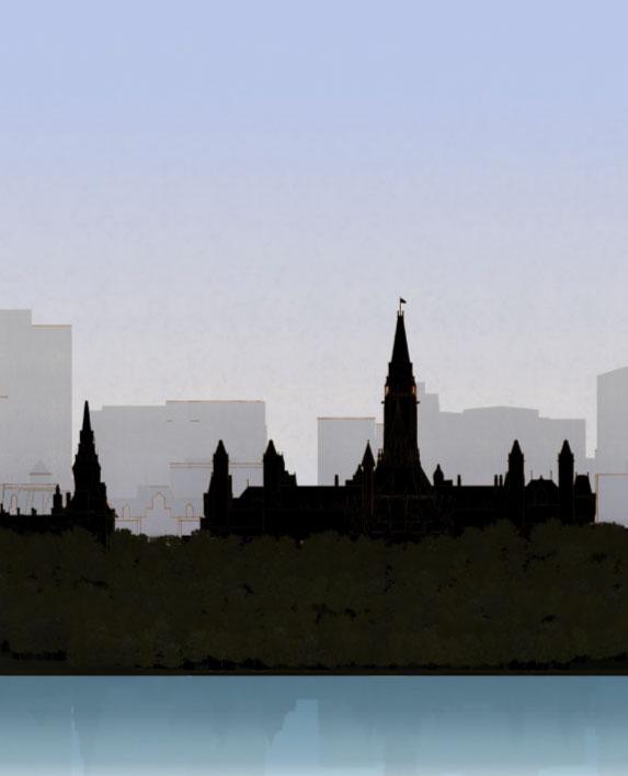 PARLIAMENT HILL WEST SECTOR    Urban Design / Feasibility Study  Ottawa, ON, Canada