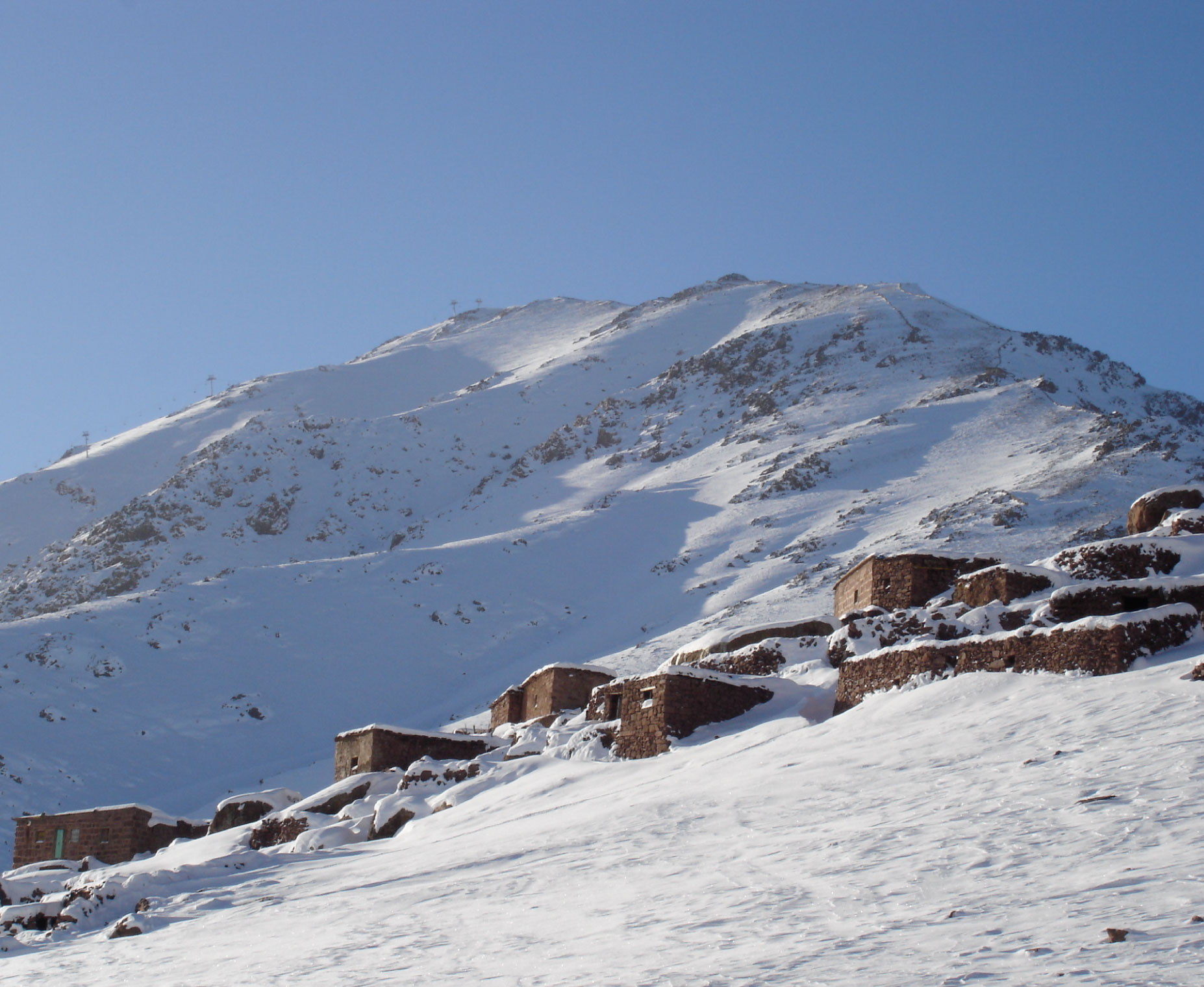 Winter on Site