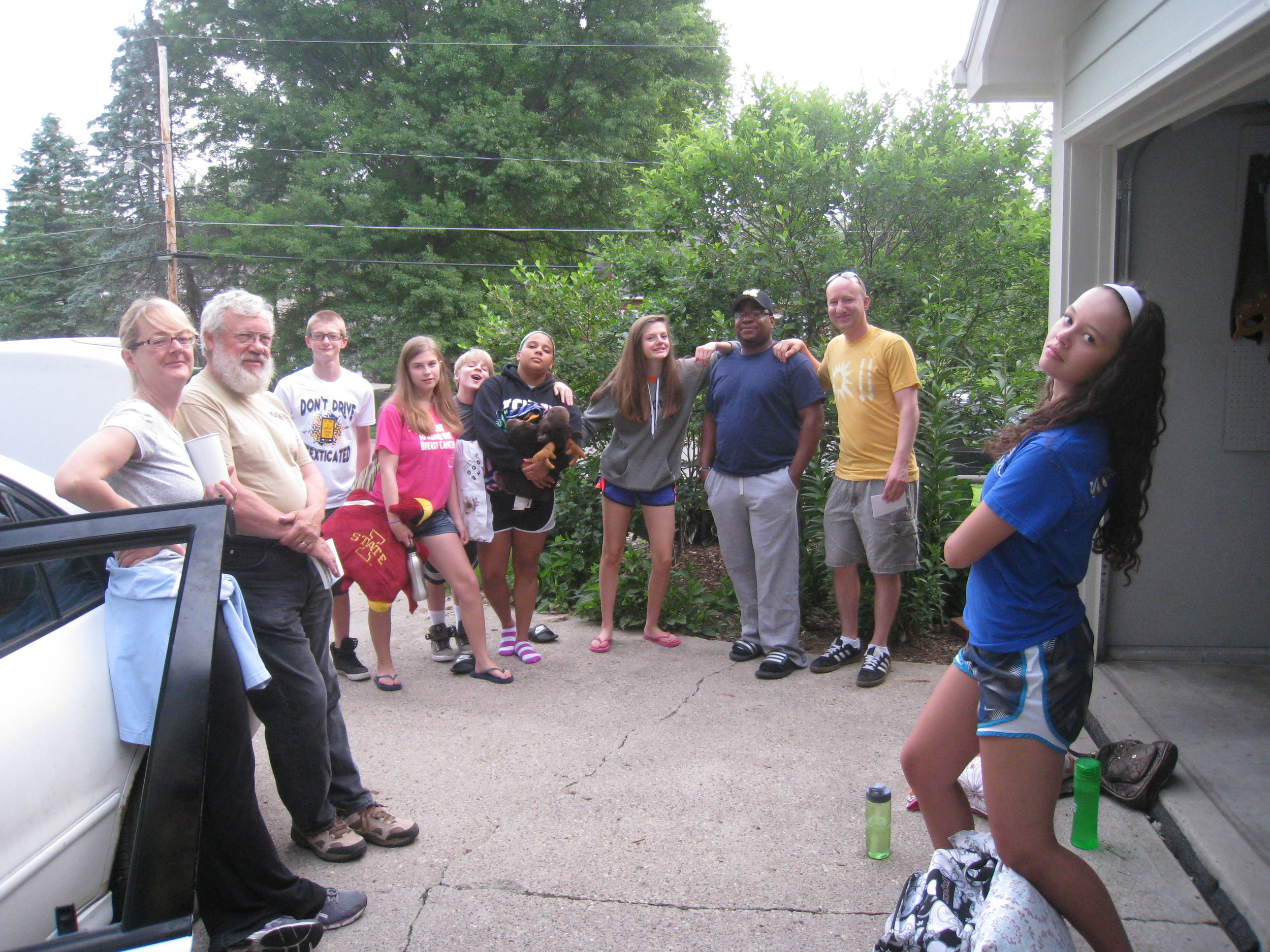 Our Youth Group travels to Kansas City for ABC Biennial Extreme Mission