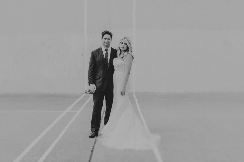 Green Building Wedding//Erica+Michael