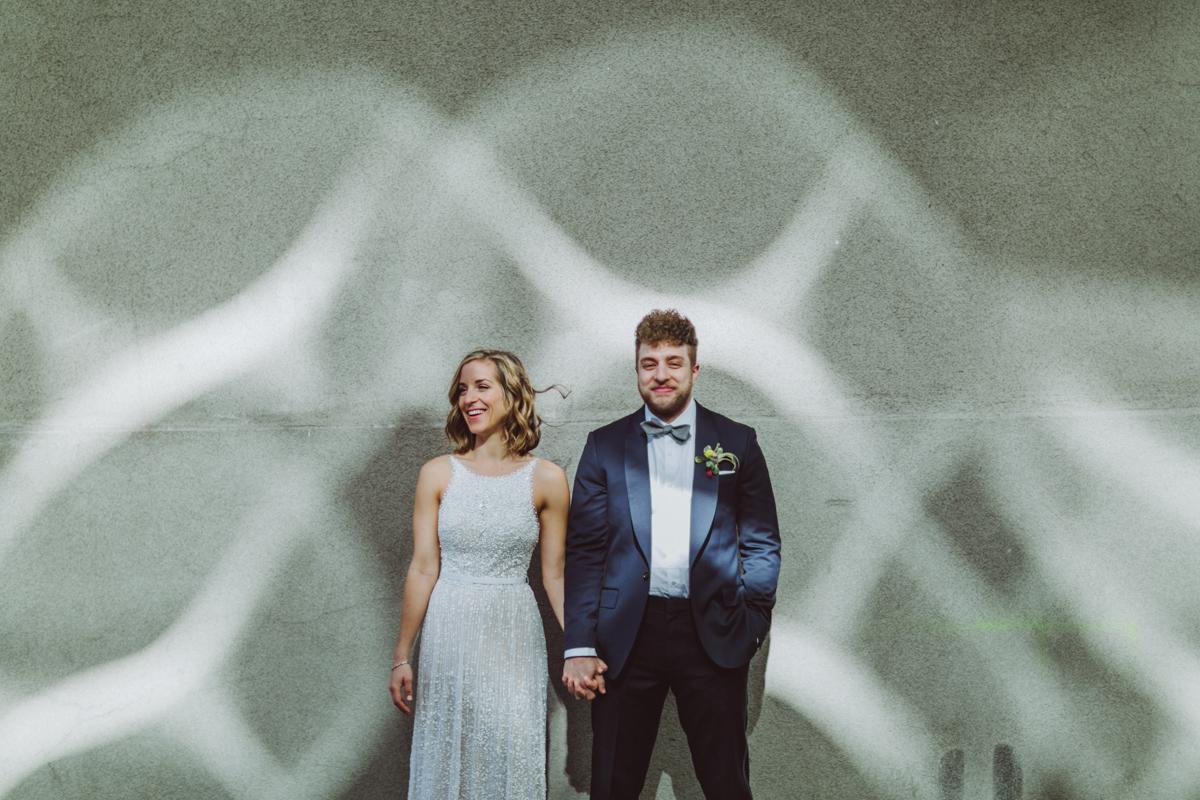 26 Bridge Wedding//Grace+Dave