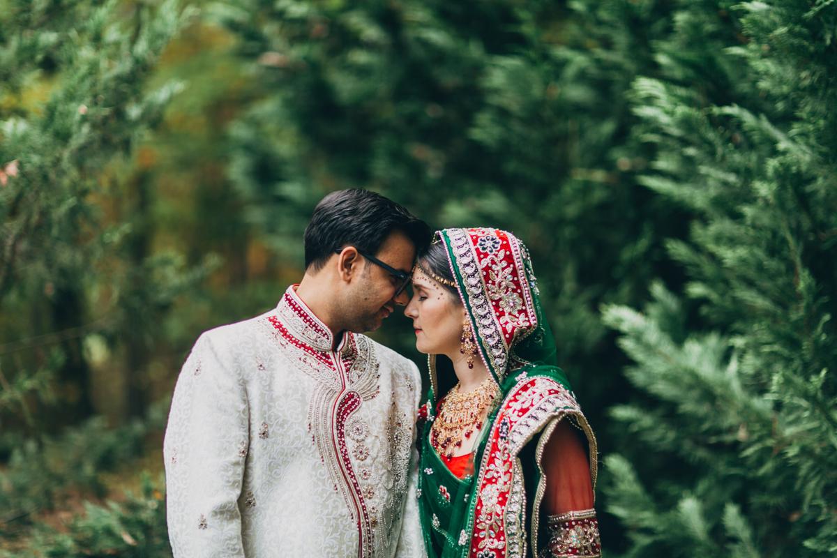 North Carolina Wedding//Thea+Rachit
