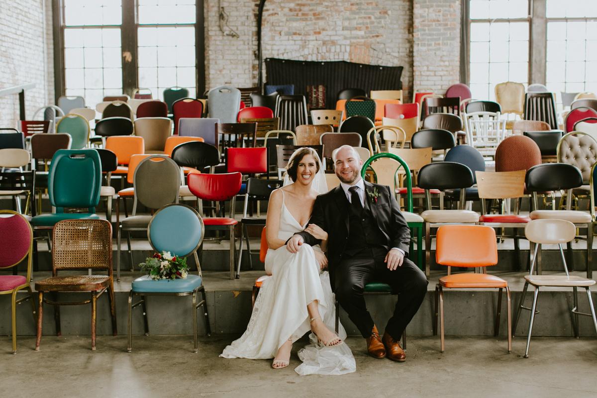 Basilica Hudson Wedding//Mike+Mare