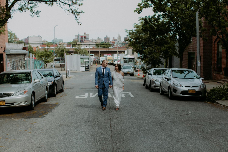 501 Union Wedding//Roni+Jake