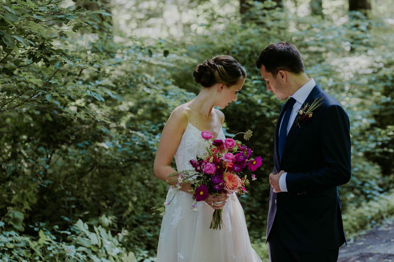 Blue Hill Wedding//Lexi+John