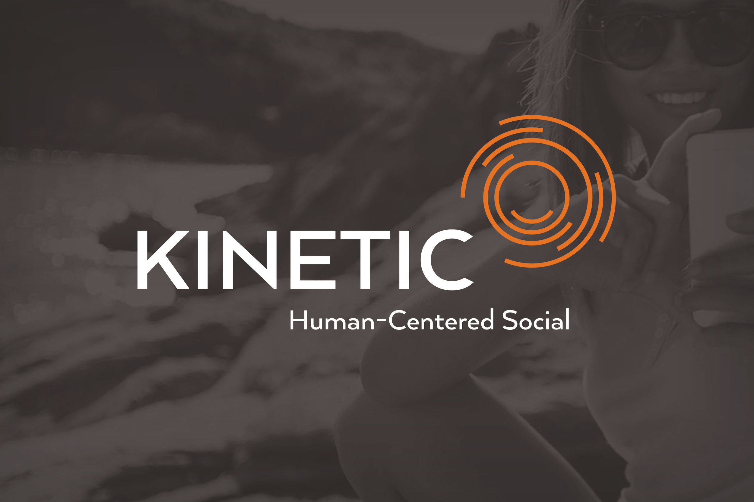 KINETIC SOCIAL // Brand Strategy, Tagline, Visual Identity, Cultural Activation & More...