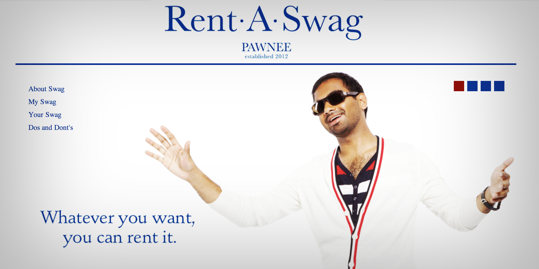 rent-a-swag