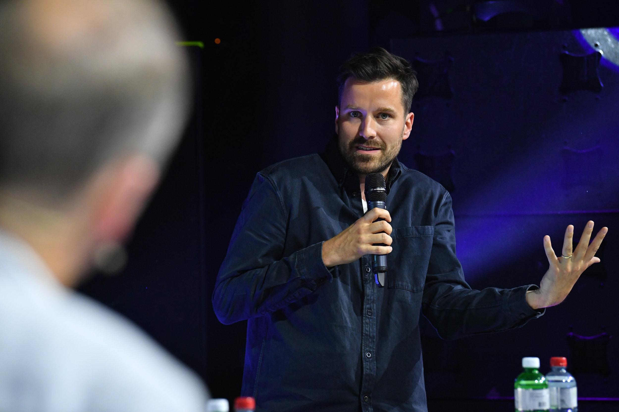 Connect - Digital Commerce Conference 2018, Zürich, Foto:  Boris Baldinger