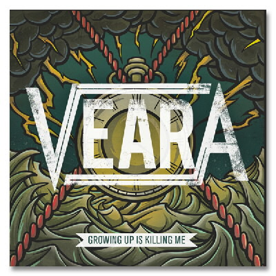 "Check Out the new VEARA Record ""Growing Up Is Killimng Me"""