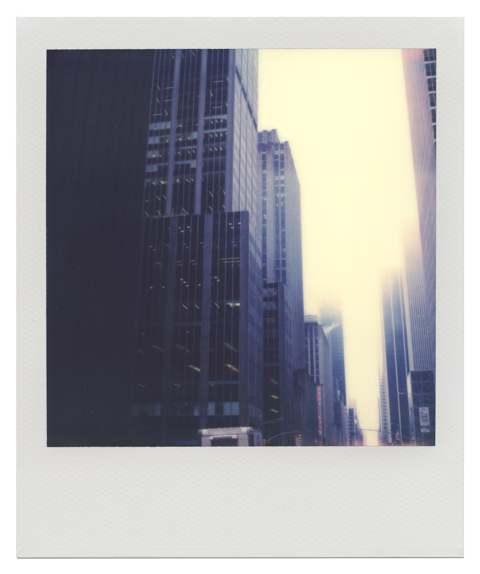 fog in New York