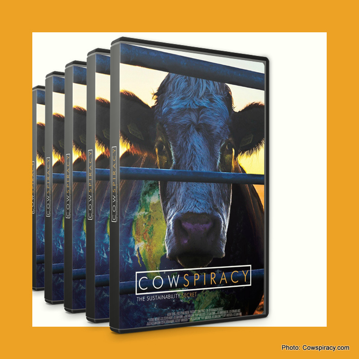 Cowspiracy  is a great film for those who care about the environment.