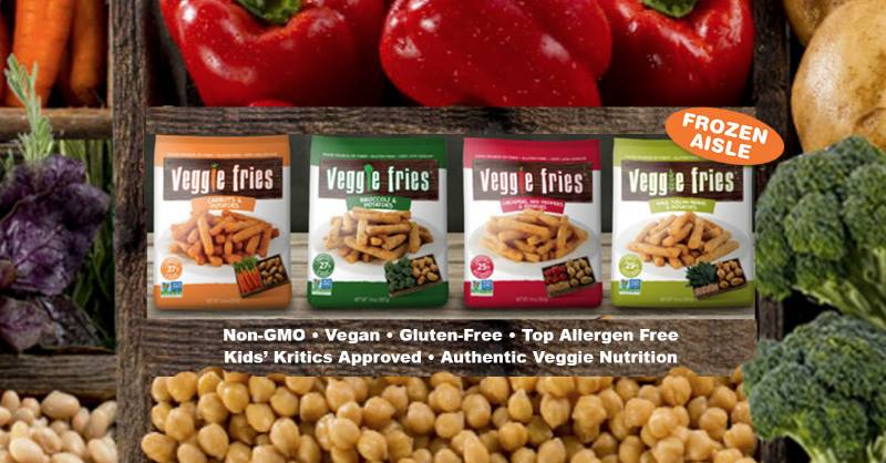 Veggie Fries  (Photo By: Veggie Fries)