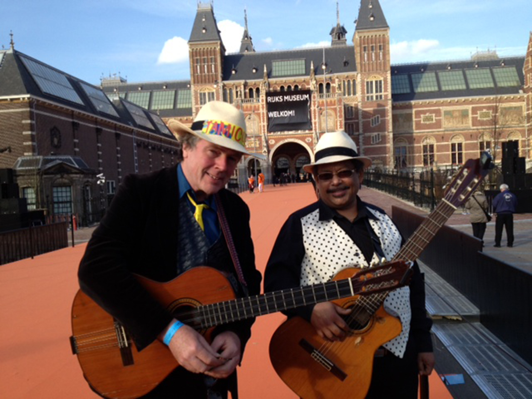 Tamicos Rijksmuseum 13 april 2013.JPG