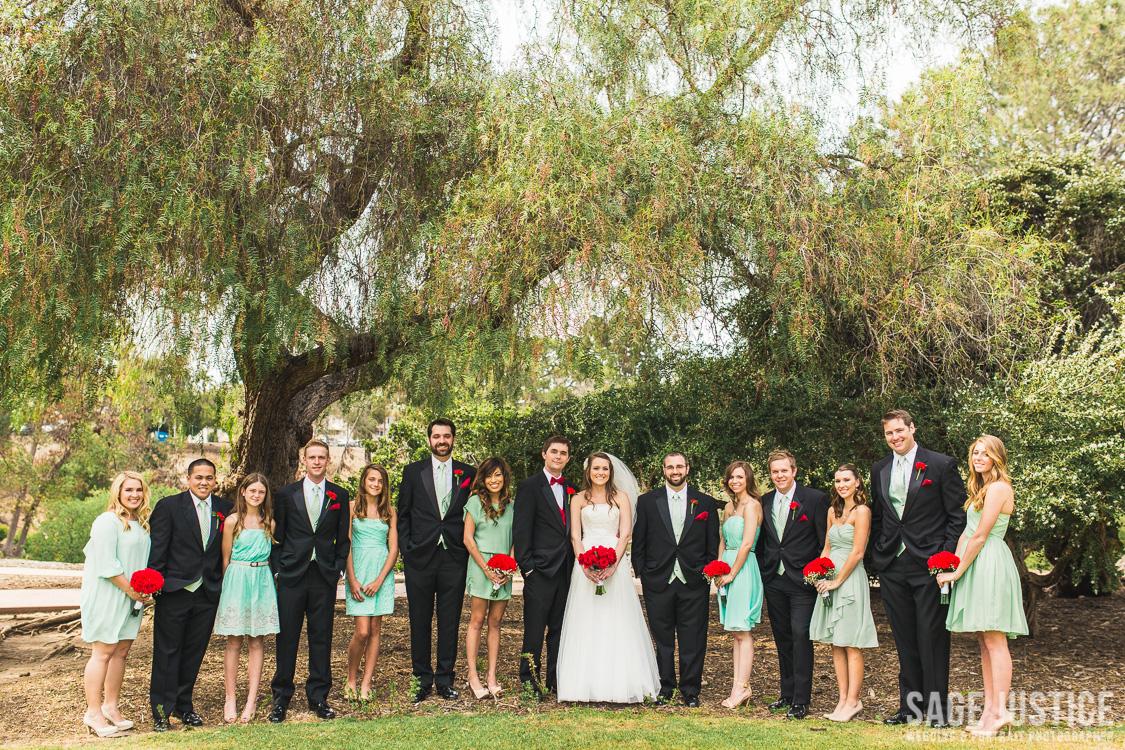 29 bridal party balboa park.jpg