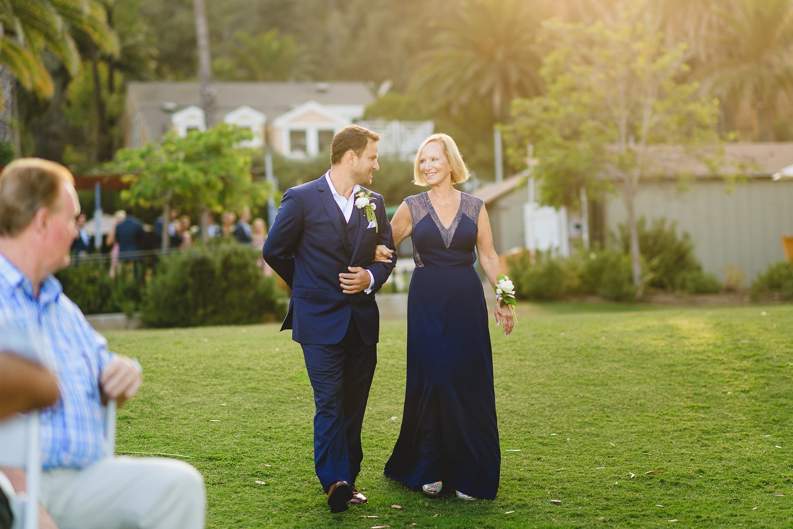 Descanso Beach Club Wedding Photos
