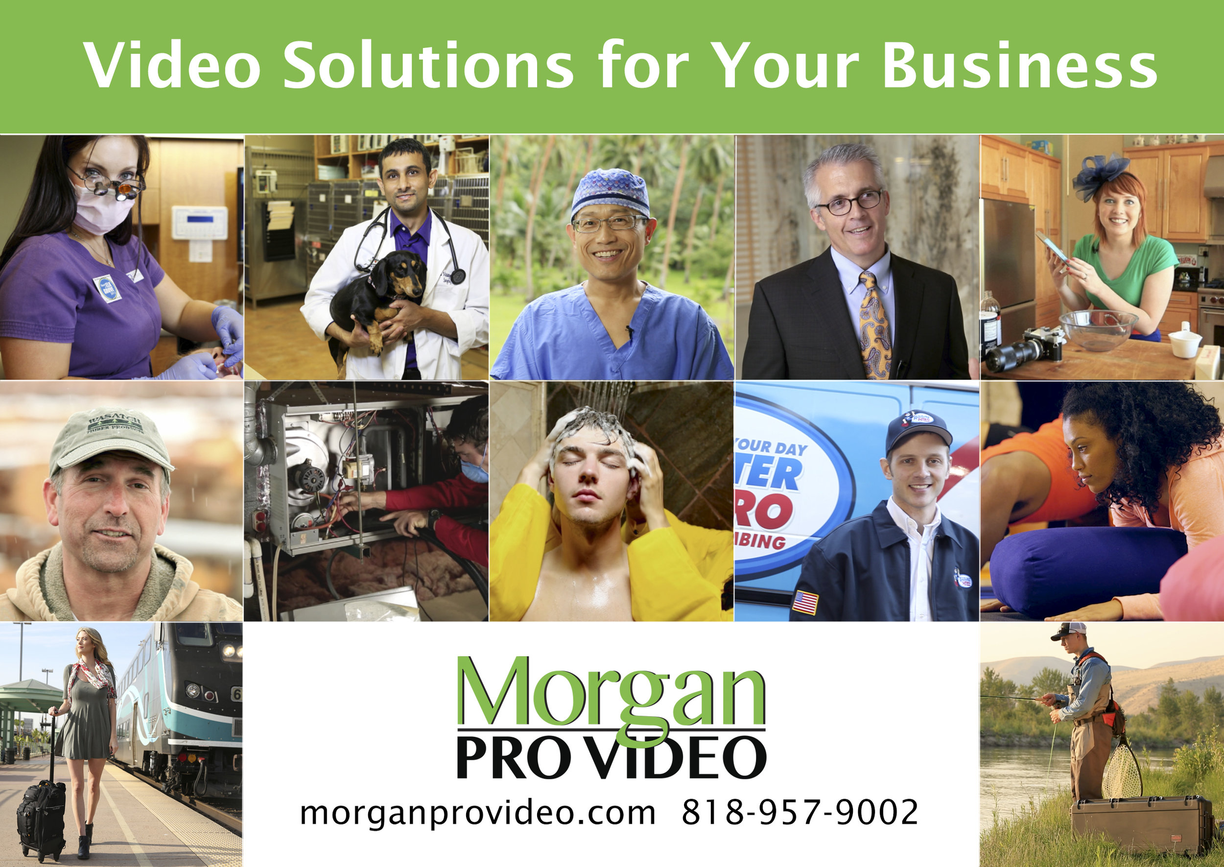 Morgan Pro Video