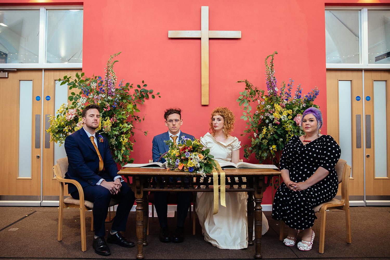 Manchester Wes Anderson Village Hall Wedding 066.jpg