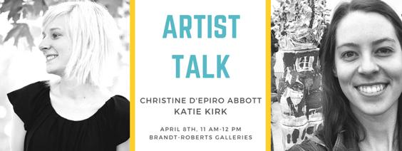 Artist-talk