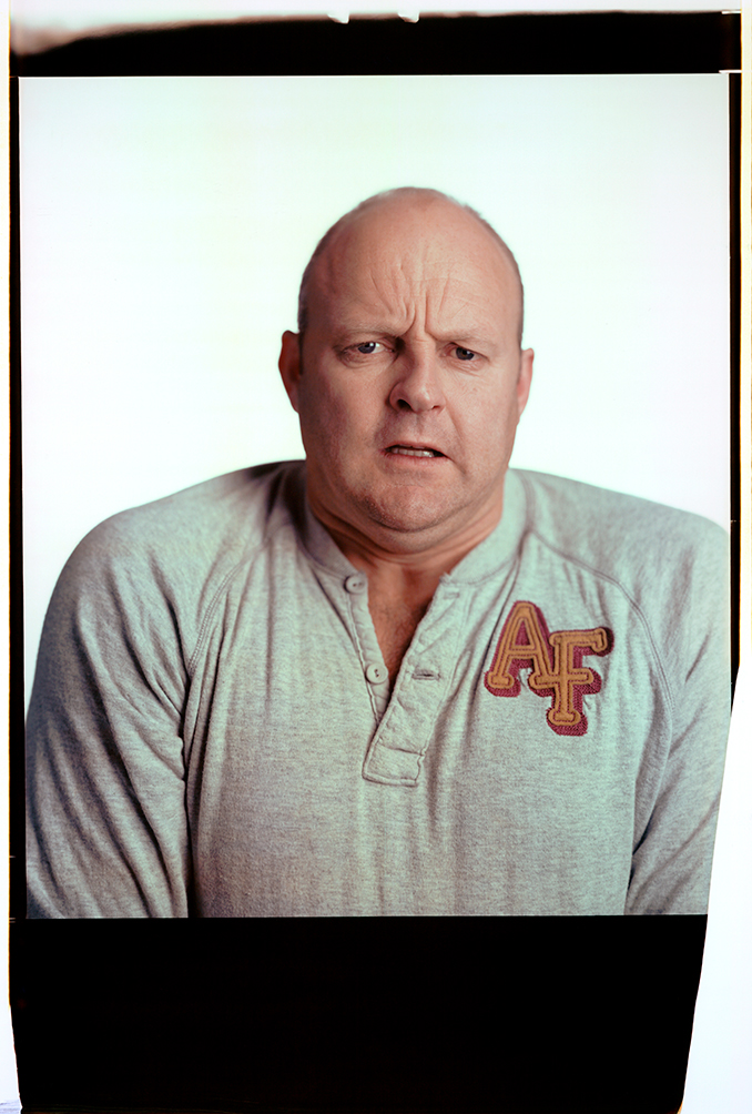 Billy Brownless, 'Breathless Project', The Asthma Foundation Of Australia (20 x 24 Polaroid)